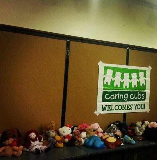 caring cubs