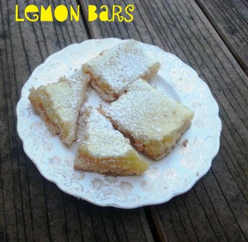 labeled lemon bars