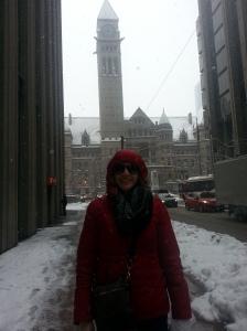 SNOW! Again!
