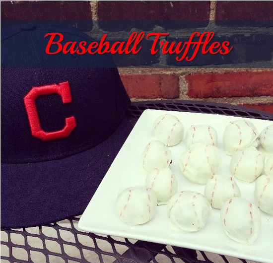 Indians baseball cookies and cream truffles_labeled
