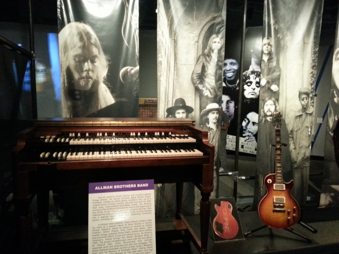 Allman brothers exhibit