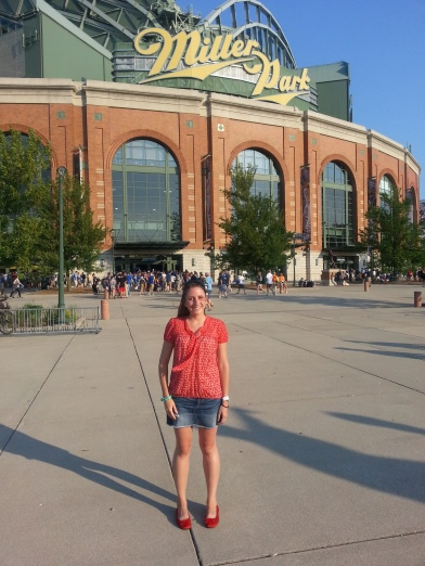 Brewers game!
