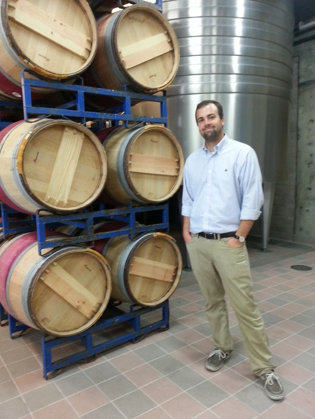 B and the barrels