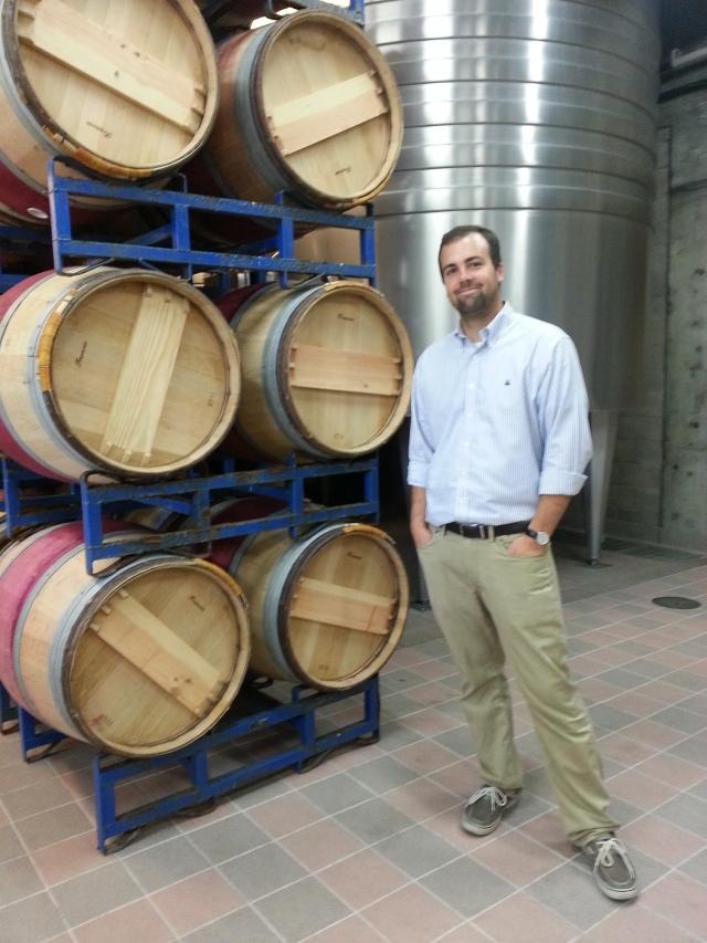 B and the barrels