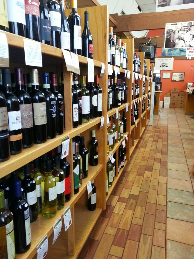 I <3 Gallucci's - and not just for their wine.