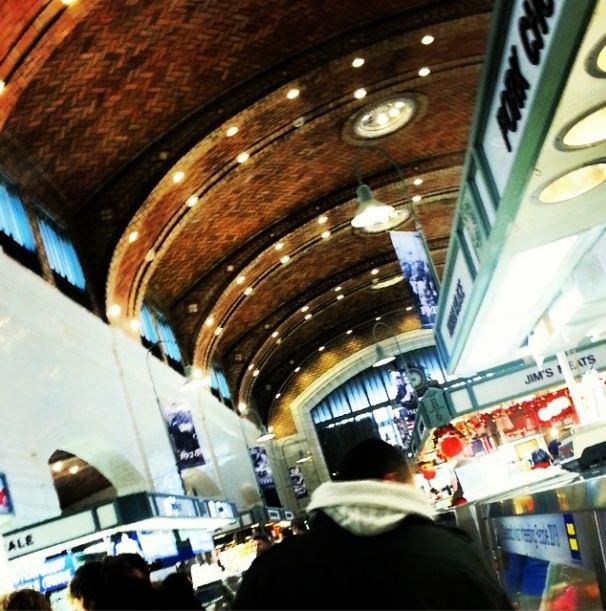 West Side Market - making shopping fun!