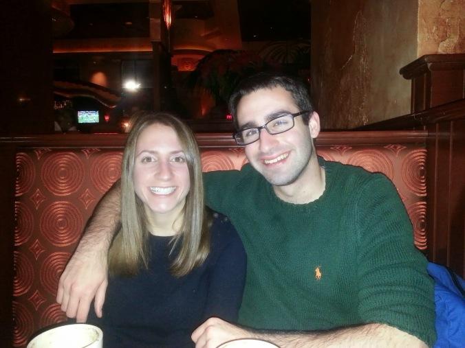 obligatory sibling photo at CCF
