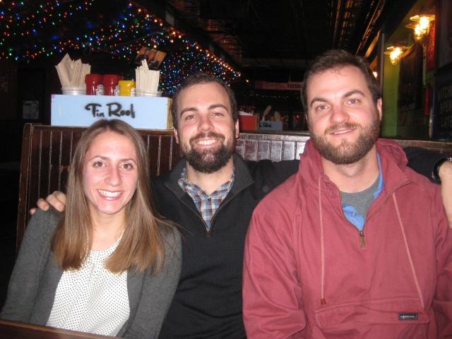College friends!