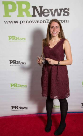 Melissa PR News Awards