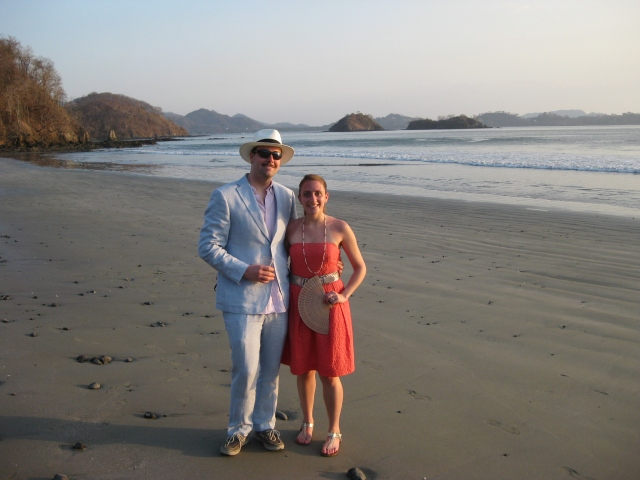 wedding on the beach!