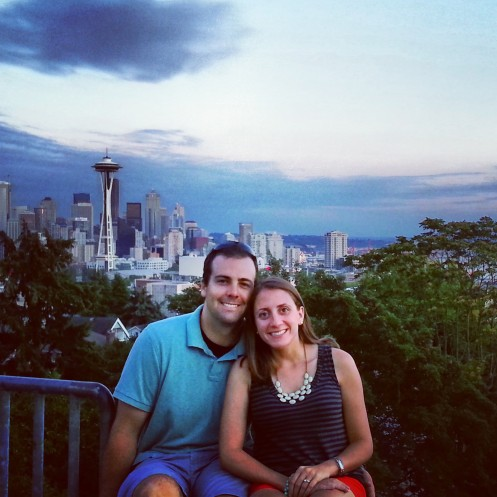 And from this past year - us in Seattle