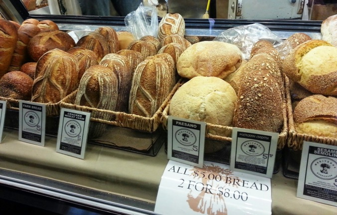 YUM! Bread at West Side Market