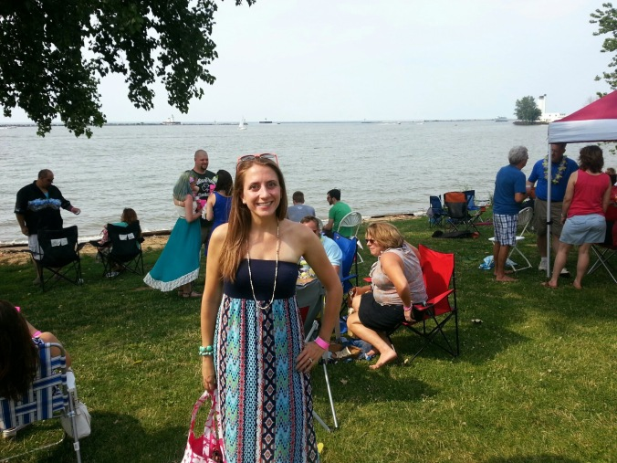 Luau on the Lake