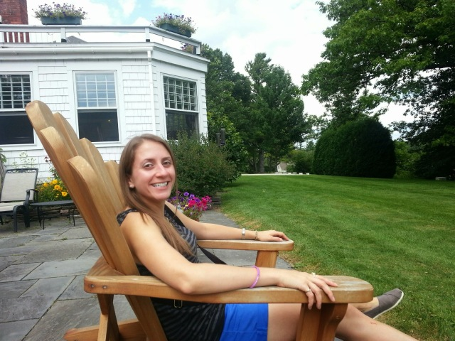 So easy to relax with chairs like this.
