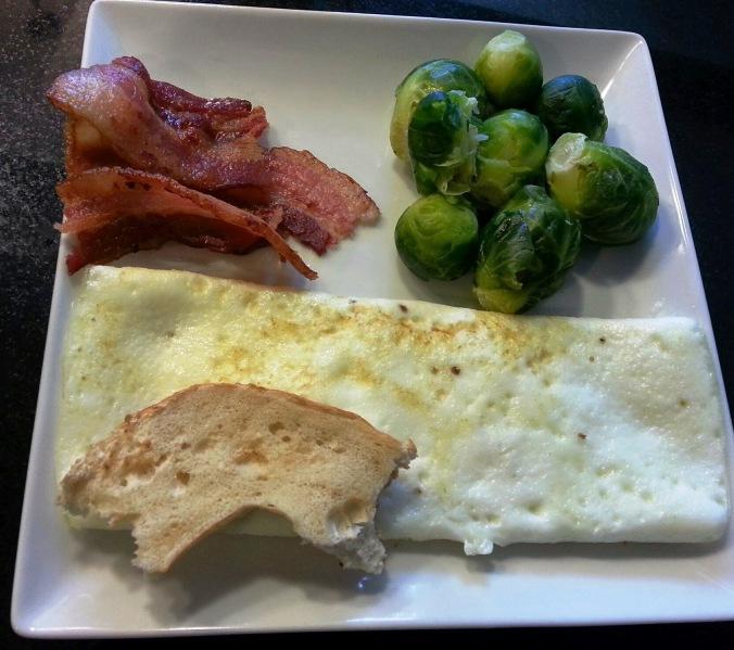 fresh bacon for breakfast
