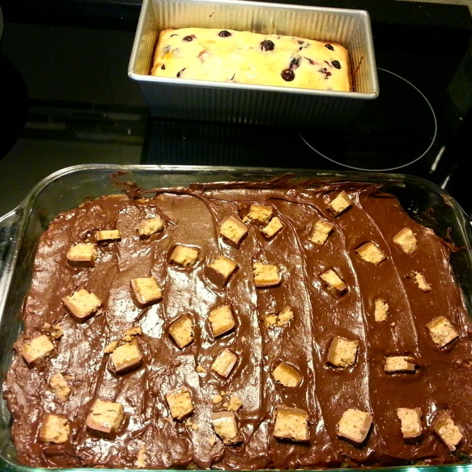just finished baking ....