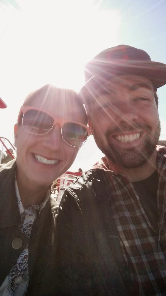 Ferry Selfie!