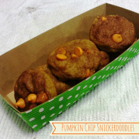 Pumpkin Chip Snickerdoodles