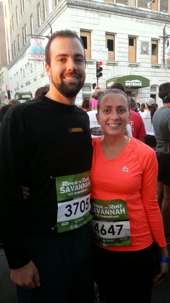 rnr savannah half marathon