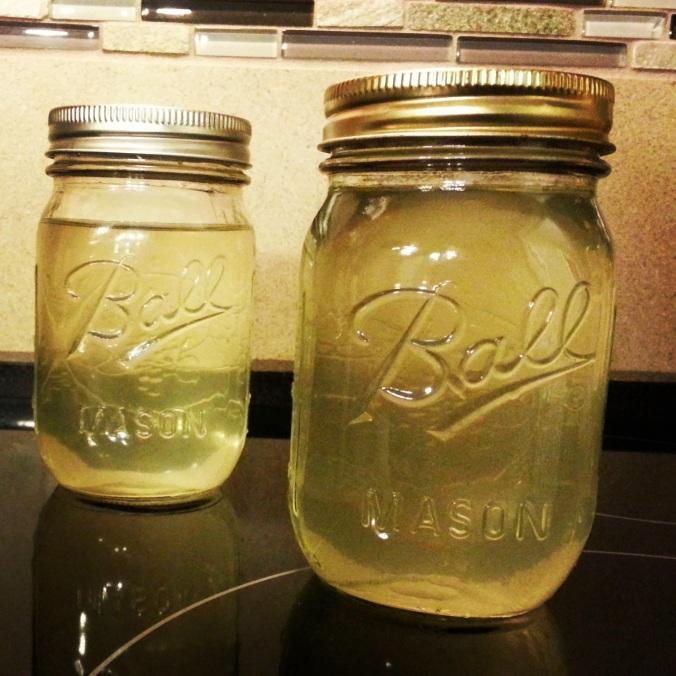 Easy Homemade Limoncello-icrashedtheweb