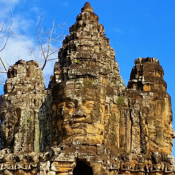 One of my faves - Bayon!