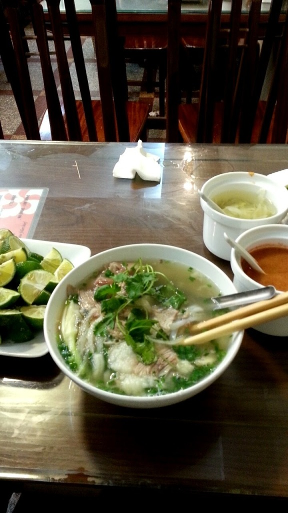More pho. Of course.