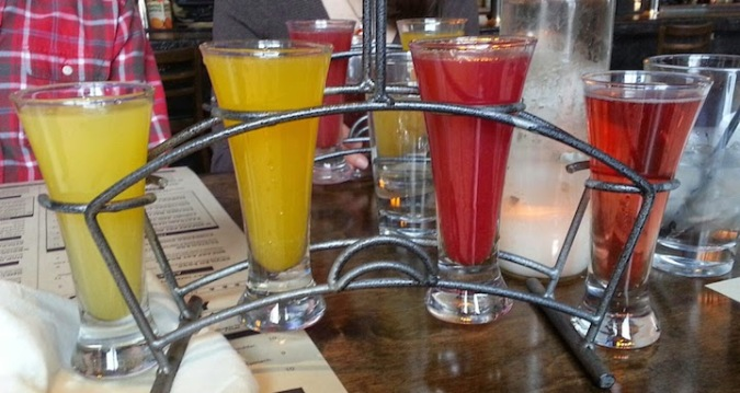 pretty drinks!