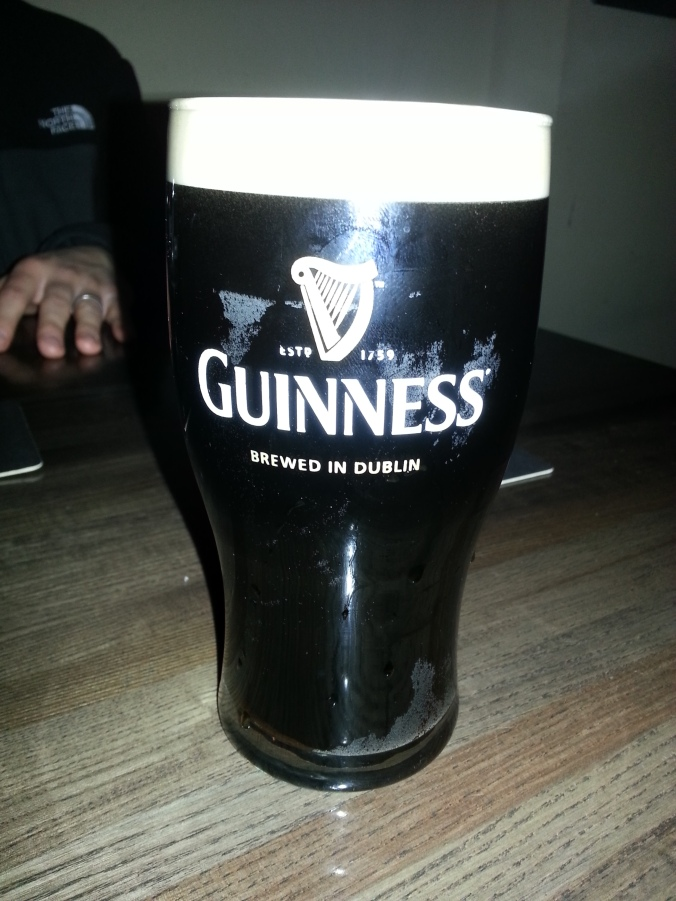Always the best Guinness pour