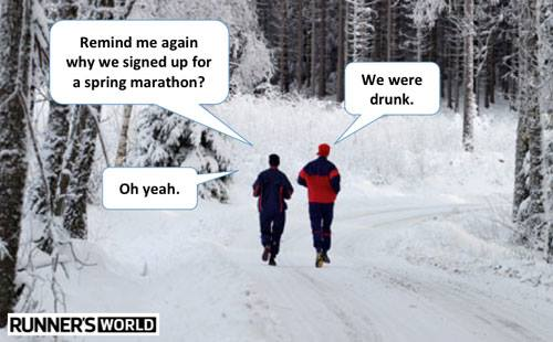 spring half marathon
