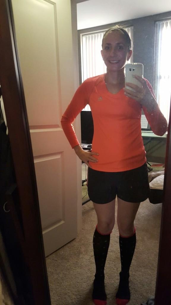 Lily Trotters Sock Selfie!