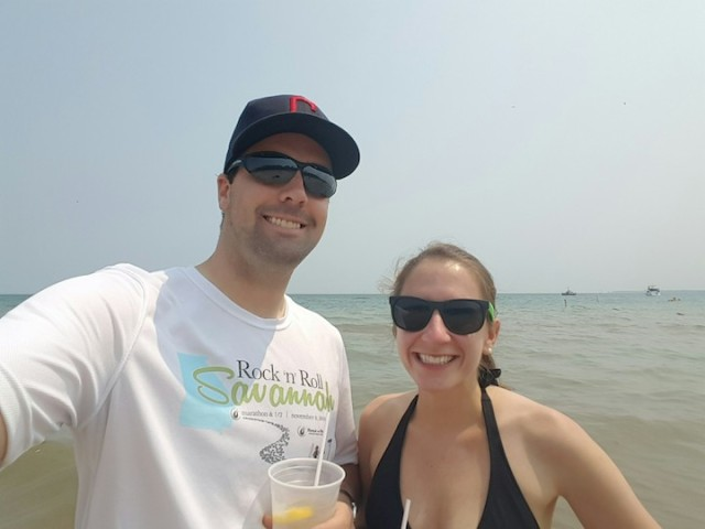Hit up the beach