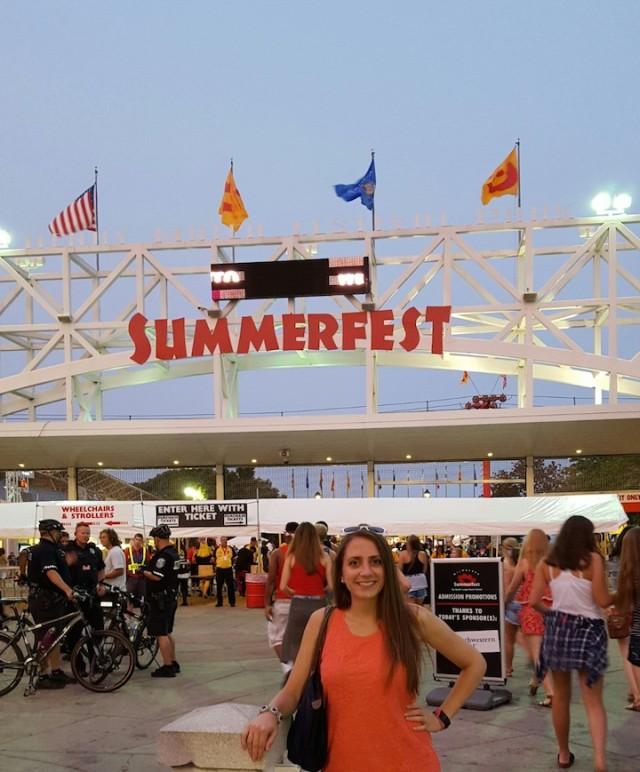 hit up summerfest again!