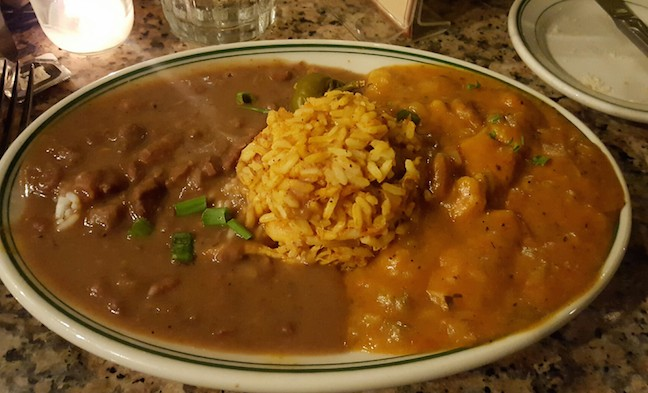 creole platter