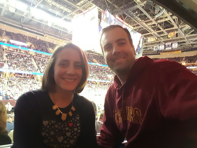 cavs game