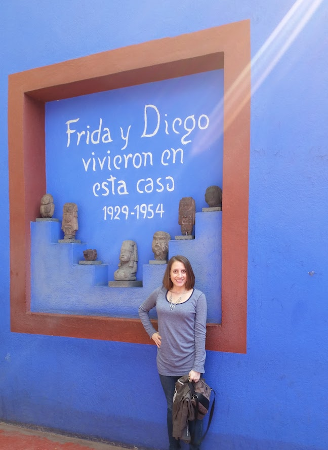 loved the Frida Kahlo museum.