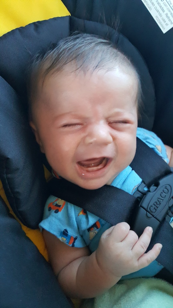 semi-cranky baby hehe