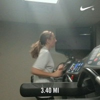Tuesdays on the Run: Getting my Mileage Up Again