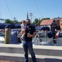 Visiting Annapolis with a Toddler