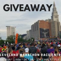 GIVEAWAY: Cleveland Marathon (or half, 5k, 10k, etc.) Registration!