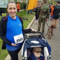 Tuesdays on the Run - 38+ weeks pregnant and RACE WEEK