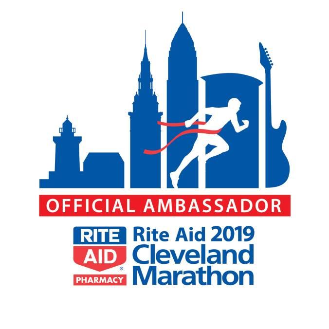 Cleveland Marathon Ambassador Badge