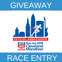 GIVEAWAY: Run CLE with Me! Cleveland Marathon Entry Giveaway