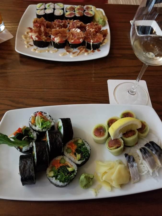 Sushi 86 sushi