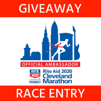 GIVEAWAY: Cleveland Marathon Entry Giveaway