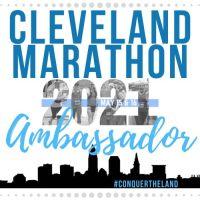 2021 Cleveland Marathon Ambassador